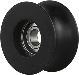 Haoge U Groove Glide Gear Wheel for DIY Camera Dolly Rig Slider Rail Track Table Skater