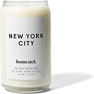 Homesick Scented Candle, New York City