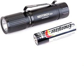 NEXTORCH K21 Waterproof Small Pocket AA LED Flashlight Handheld Light for Camping, Outdoor, Emergency Flashlights Torch