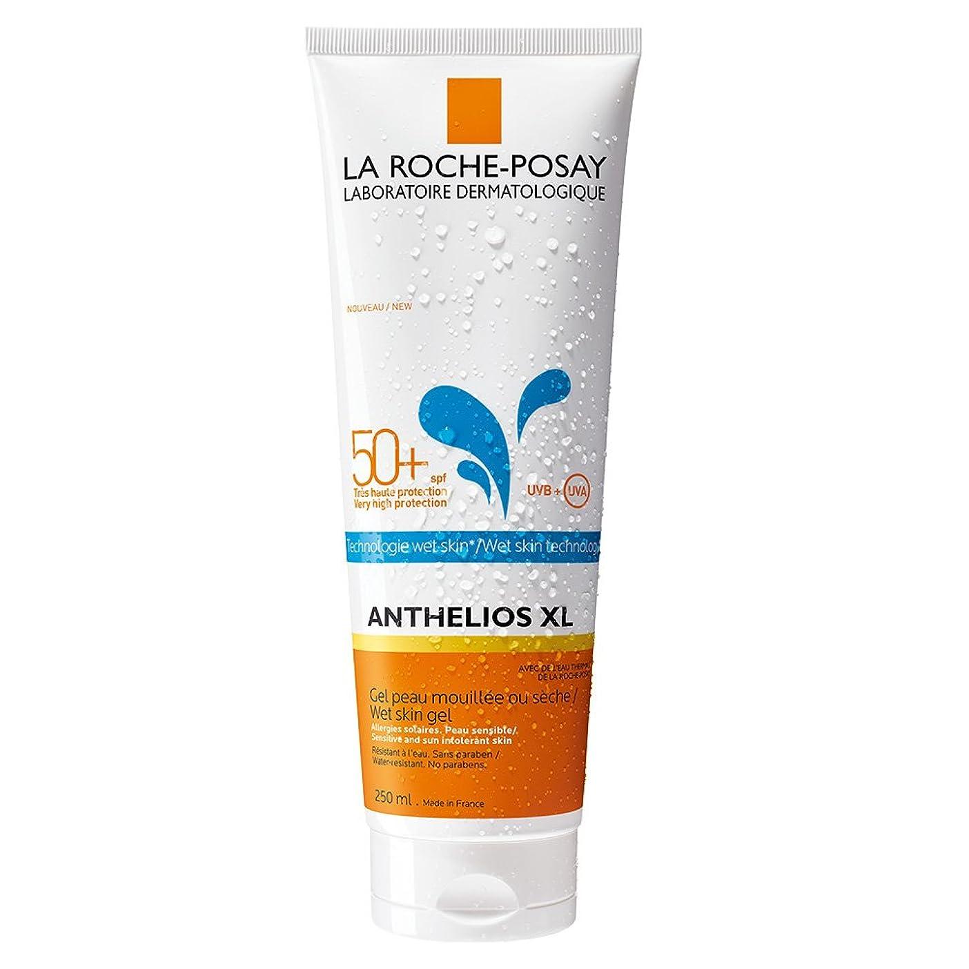店員やがて自動的にLa Roche-Posay(ラロッシュポゼ) 【濡れた肌にも使える日やけ止めジェルクリーム】アンテリオス XL ウェットスキン SPF50+/PA++++ 250mL <フェイス?ボディ用>