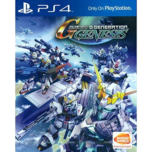 SD Gundam G Generation Genesis (Japanische Version)