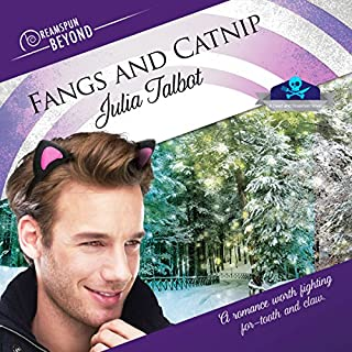 Fangs and Catnip (Dreamspun Beyond) audiobook cover art