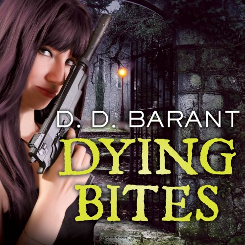 Dying Bites audiobook cover art