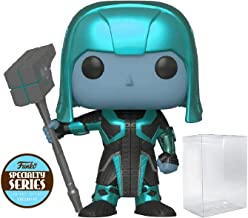 Marvel: Captain Marvel - Ronan the Accuser Funko Pop! Specialty Series Exclusive Vinyl Figure (Includes Compatible Pop Box Protector Case)