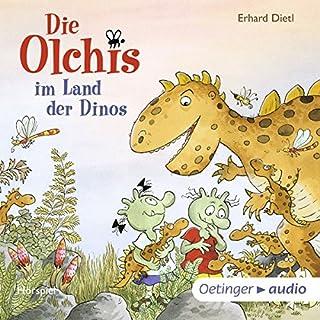 Die Olchis im Land der Dinos                   Autor:                                                                                                                                 Erhard Dietl                               Sprecher:                                                                                                                                 Wolf Frass,                                                                                        Robert Missler,                                                                                        Dagmar Dreke,                   und andere                 Spieldauer: 53 Min.     53 Bewertungen     Gesamt 4,8