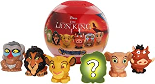 Official Mash'ems Super Sphere - Lion King Series 1 - Squishy Collectible Figures – 6 Pack - Amazon Exclusive