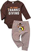 Best my first thanksgiving outfit newborn Reviews