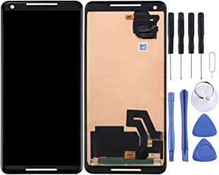 SHUHAN LCD Screen Phone Repair Part LCD Screen and Digitizer Full Assembly for Google Pixel 2 XL Mobile Phone Accessory