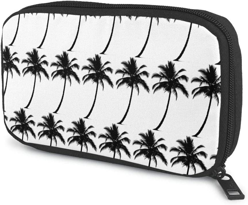Cable Organizer Bag Palm Tree Car Travel Ranking TOP12 Columbus Mall Accessories Electronics