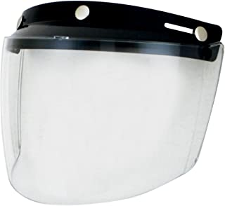 AFX 3-Snap Flip Shield (Clear)