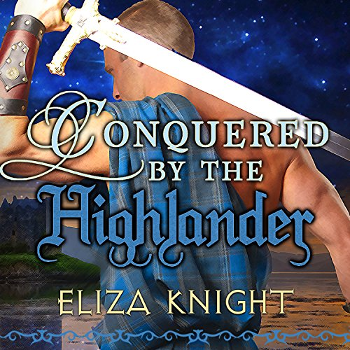 Conquered by the Highlander audiobook cover art