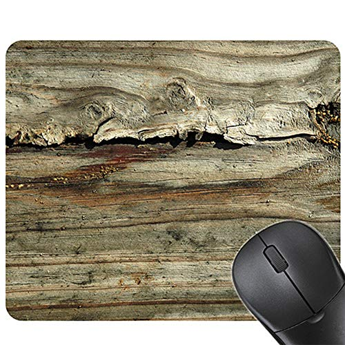 FairOnly Extended Gaming Mouse Pad Speed Mousepads Delicate Rubber Desk Mat Oude Houten muismat