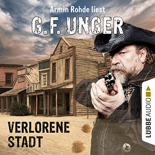 Verlorene Stadt audiobook cover art