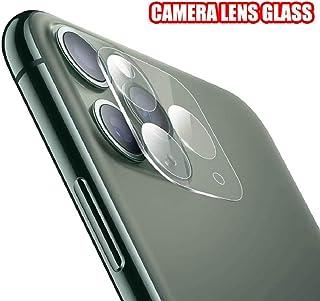 Boleyi Back Camera Lens Protector for vivo Y11 2019, [Protect The Rear Camera] Camera Lens Flexible Tempered Glass Protector Film, for vivo Y11 2019. (3 Pack, Transparent)