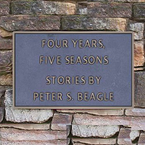 Four Years, Five Seasons audiobook cover art