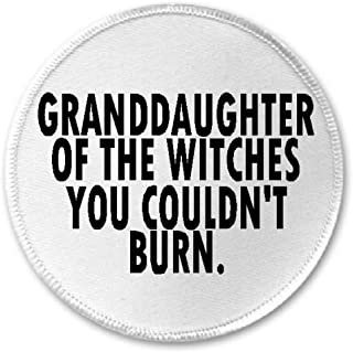granddaughters of witches patch