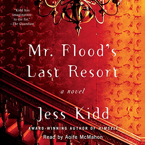 Mr. Flood's Last Resort audiobook cover art