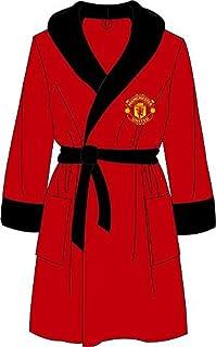 Albornoz oficial del Manchester United F.C. - Albornoz de
