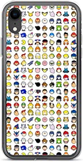iPhone 6 Plus/6s Plus Pure Clear Case Cases Cover Super Smash bros Ultimate Stock Icons