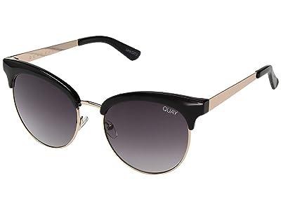 QUAY AUSTRALIA Cherry (Black/Smoke) Fashion Sunglasses
