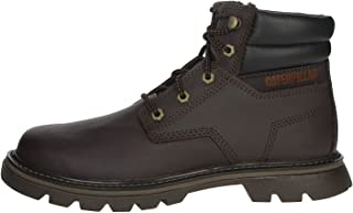 Caterpillar Cat Cat QUADRATE M - Dark Brown Dark Brown