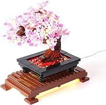 LYCH Ledverlichtingsset voor LEGO 10281 Creator Expert Bonsai Boom, verlichting compatibel met LEGO 10281 Bonsai Tree, zon...