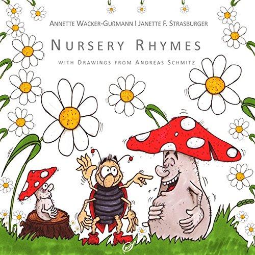 Nursery Rhymes - Kinderverse, Kinderreime: in deutscher und englischer Sprache