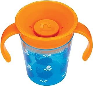 vaso aislado y personalizable Munchkin 051943 My miracle 360/° azul unisex