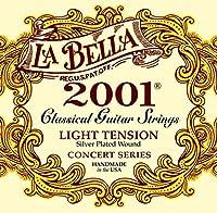 La Bella(ラベラ) クラシックギター弦 2001 Classical Light ライトテンション