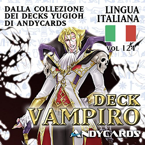 Andycards Yu-Gi-Oh! Mazzo Vampiro - Pronto da Giocare - Collezione Deck Vol 124