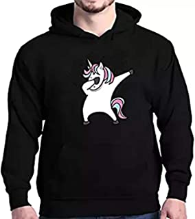 LELE Dabbing Penguin Funny Birds Dab Dance Unisex Boy Girl Youth Women Men Adult Pullover Hooded Pocket Hoodie Sweatshirt