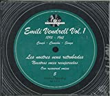 Emili Vendrell vol.1: Canço (Les nostres veus retrobades 5)