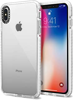 CASETiFY Impact Case, Military-Grade Dual-Layer Shockproof Protective Case for iPhones, iPhone Xs Max, Frost