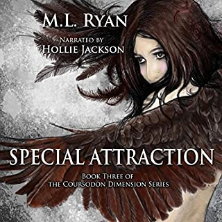 Special Attraction audiobook cover art