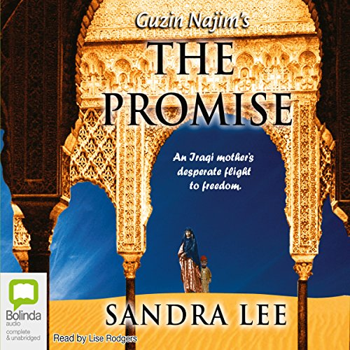 Guzin Najim's The Promise audiobook cover art