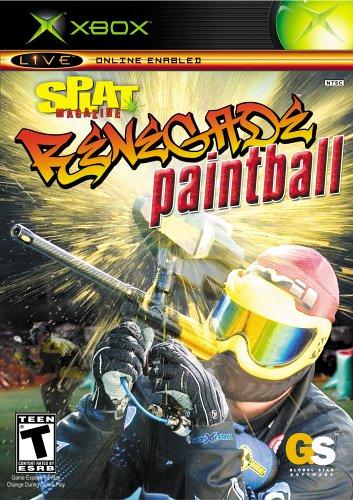 Splat Renegade Paintball