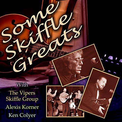 アレクシス・コーナー, Ken Colyer & The Vipers Skiffle Group