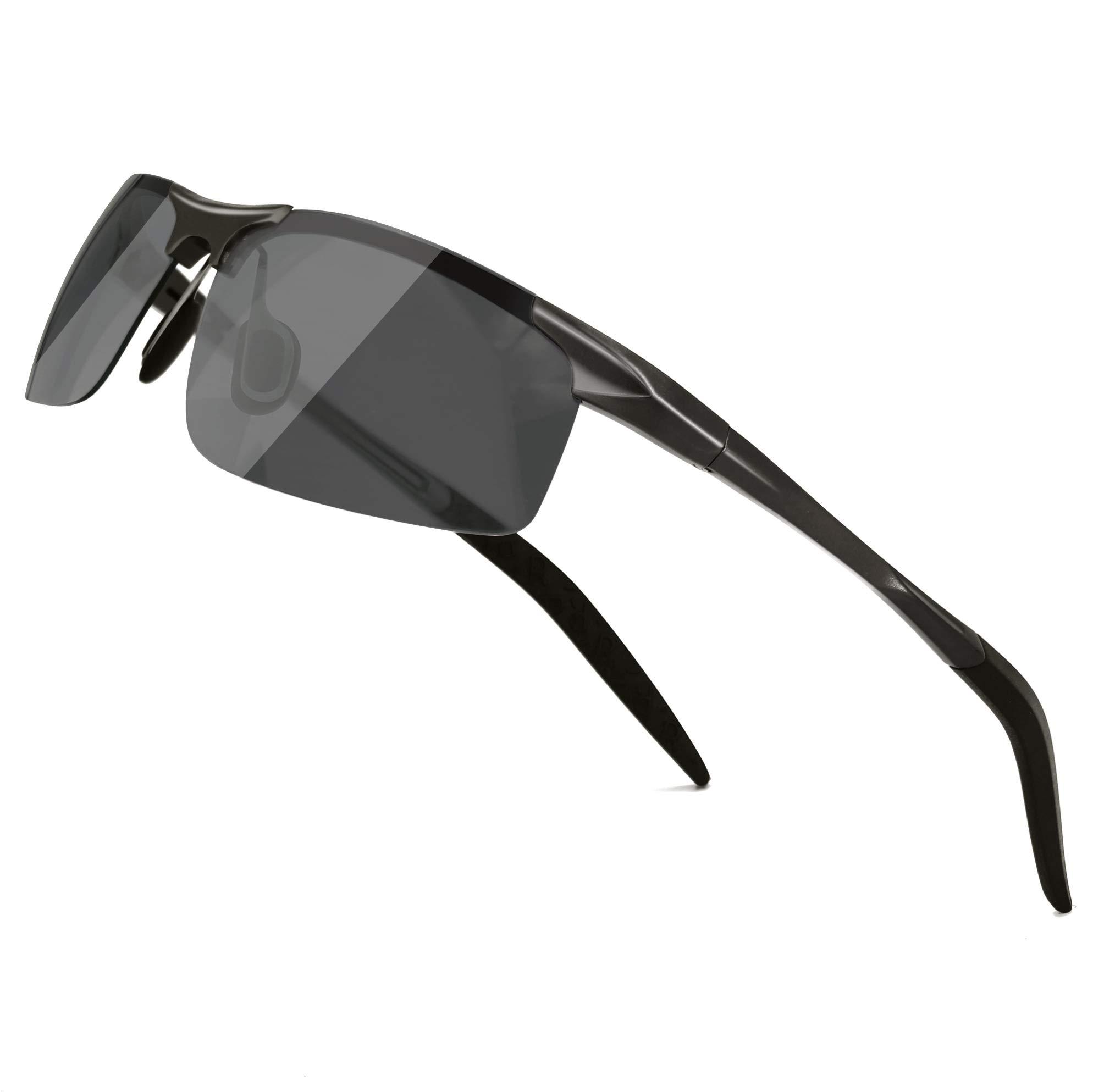 SUNGAIT Polarized Sunglasses Driving Fishing