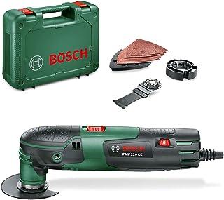 Bosch multifunktionsverktyg PMF 220 CE (220 watt, för Starlock-tillbehör, i förvaringsväska)