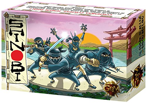 GDM Games – Shinobi, strategisch spel (gdm104)