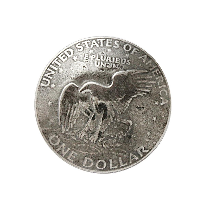 イソギンチャク人間ショッピングセンターDaysArt(デイズアート)USA1ドル硬貨 コインコンチョ リアルコイン