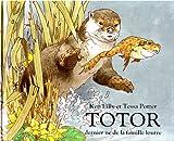 Totor, dernier-né de la famille loutre