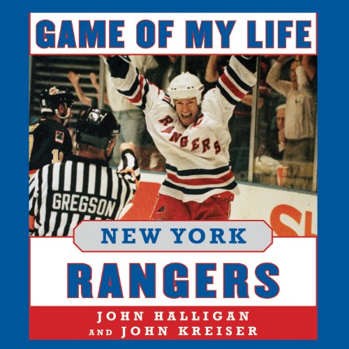 Game of My Life: New York Rangers Titelbild
