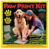 Midwest Products Co Paw Print Kit,grey