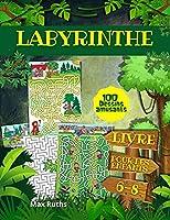 Labyrinthe Livre Pour les Enfants 6-8