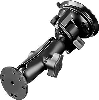 Ram Mount RAM-B-166-202U RAM Mount Twist Lock Universal Suction Cup Mount with 2.5