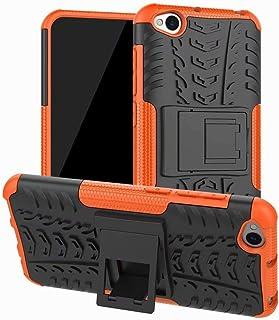 Jtailhne Kompatibel med Fodral Lenovo K8 Plus, Heavy Duty StöTsäKer Fodral med SparkstäLl Skal PC TPU Hybrid Rugged Armor ...