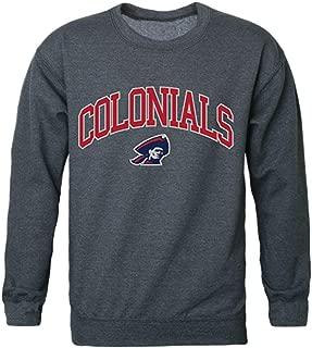 RMU Robert Morris University Campus Crewneck Pullover Sweatshirt Sweater Heather Charcoal