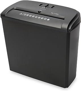 comprar comparacion Ednet 91606 - Destructora de papel, color negro, corte_cruzado, 10