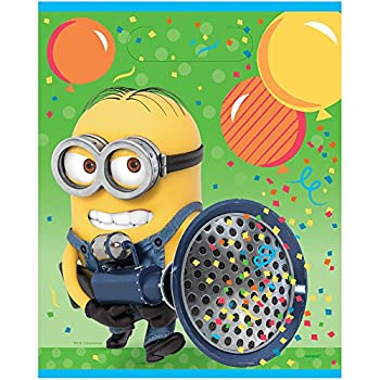 Despicable Me Minions Goodie Bags 8ct